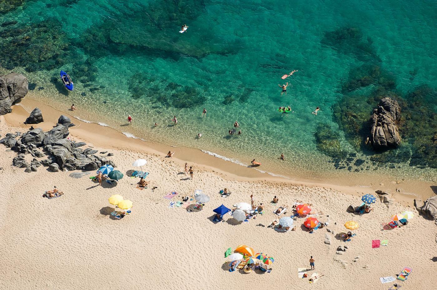 Les plages en Corse